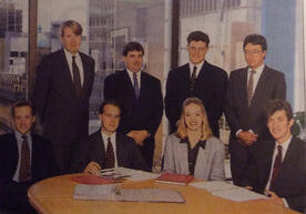 BOMA research team 1994